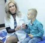 Дейност на кабинета по детска ендокринология и болести на обмяната